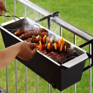 Balcone Piccolo Minibarbecue Amazon
